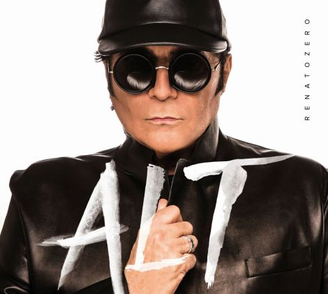 Copertina Album Alt - Renato Zero - Tattica_m