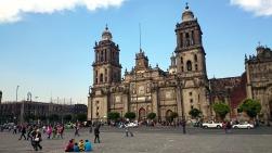 MexicoCityMetropolitanCathedralZocaloPlazadelaConstitucion11