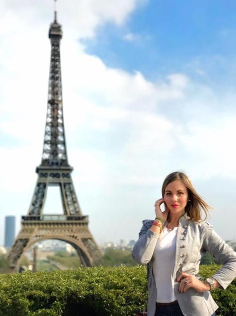 Claudia - Parigi