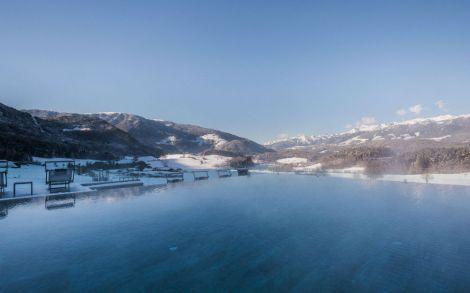 Piscina Panoramica - Winkler Hotel