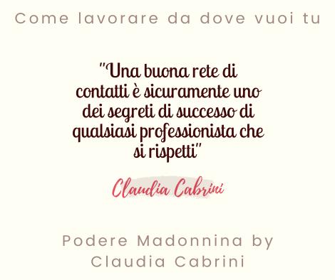 Podere Madonnina - Quote II